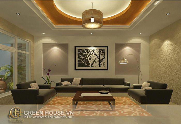 Thiết kế nội thất nhà Anh Thái – HN