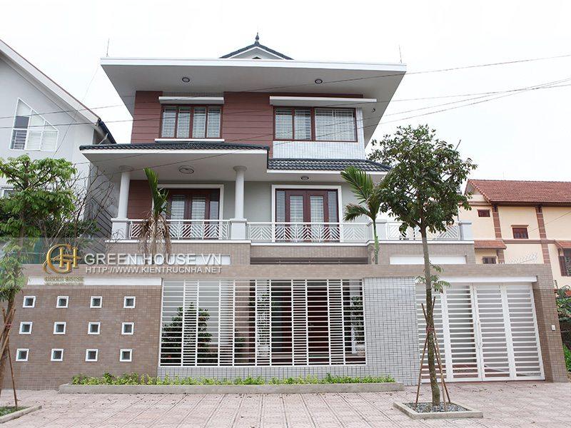 Biệt thự anh Hùng – TP. Bắc Giang