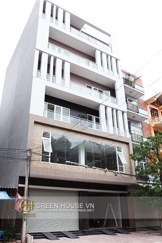 Nhà lô phố anh Thắng – TP.Bắc Giang