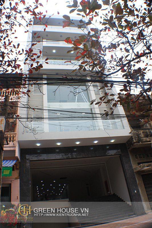 Nhà lô phố anh Tỉnh – TP.Bắc Giang