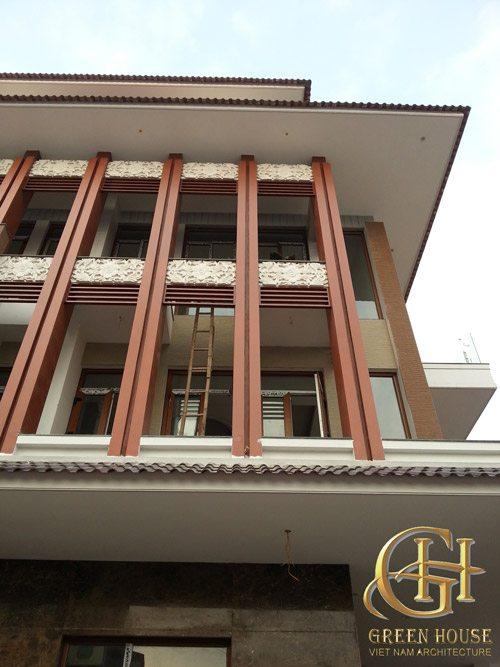 Ảnh thực tế biệt thự nhà vườn - Anh Cường, Bắc Giang