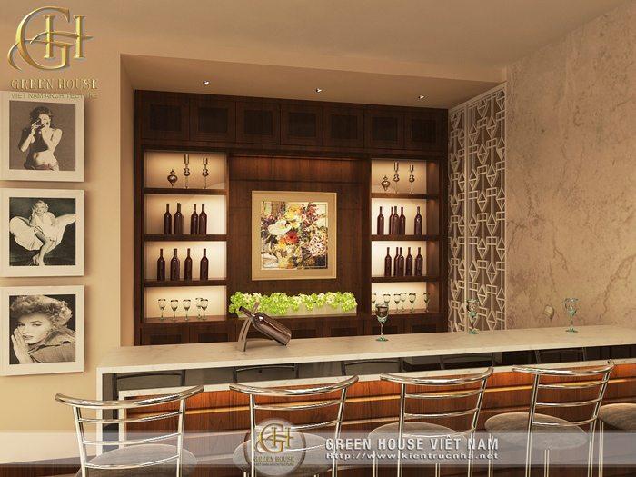 Bar & tủ rượu