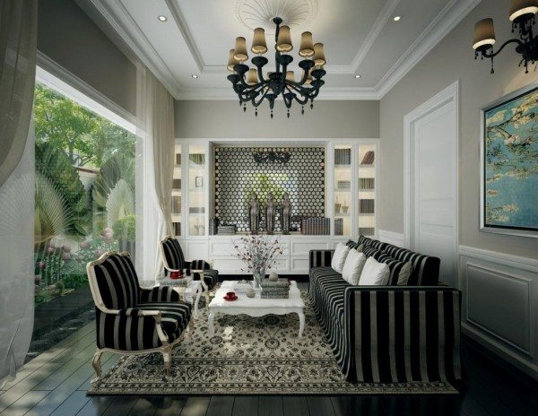 3476-Những ý tưởng tuyệt vời cho không gian phòng khách