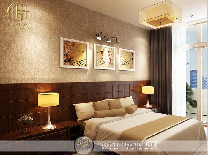 Phòng ngủ con trai chung cư Diamond Flower Tower
