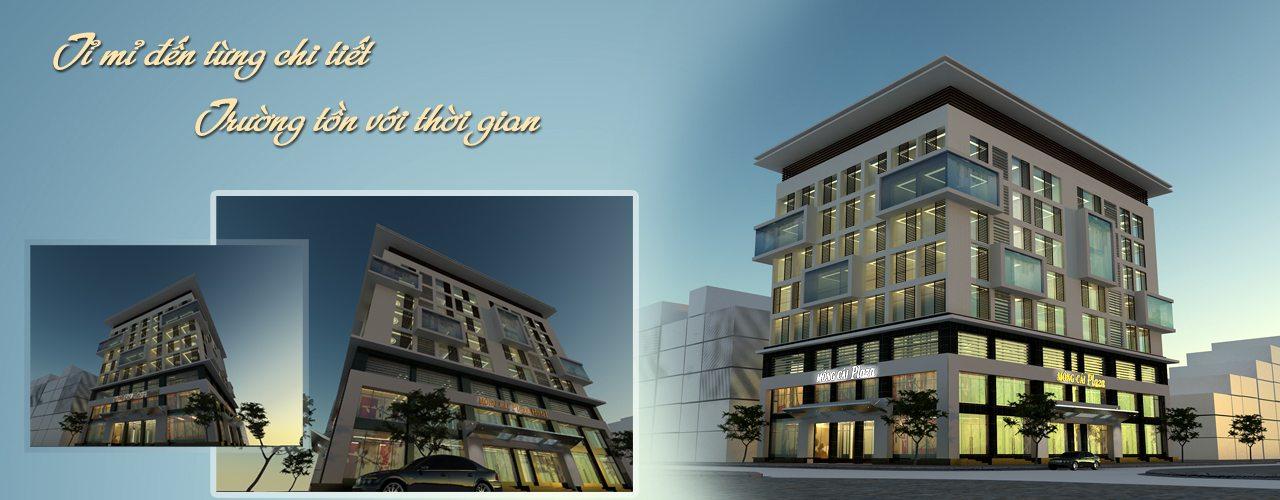 slide 3 - Công ty thiết kế kiến trúc nhà đẹp GreenHouse Việt Nam