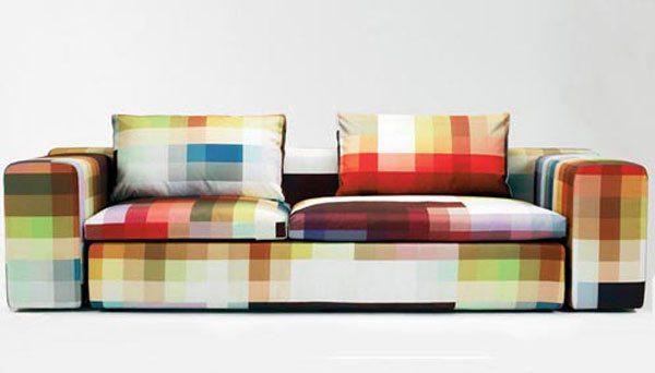 21 thiết kế sofa độc đáo và sáng tạo nhất