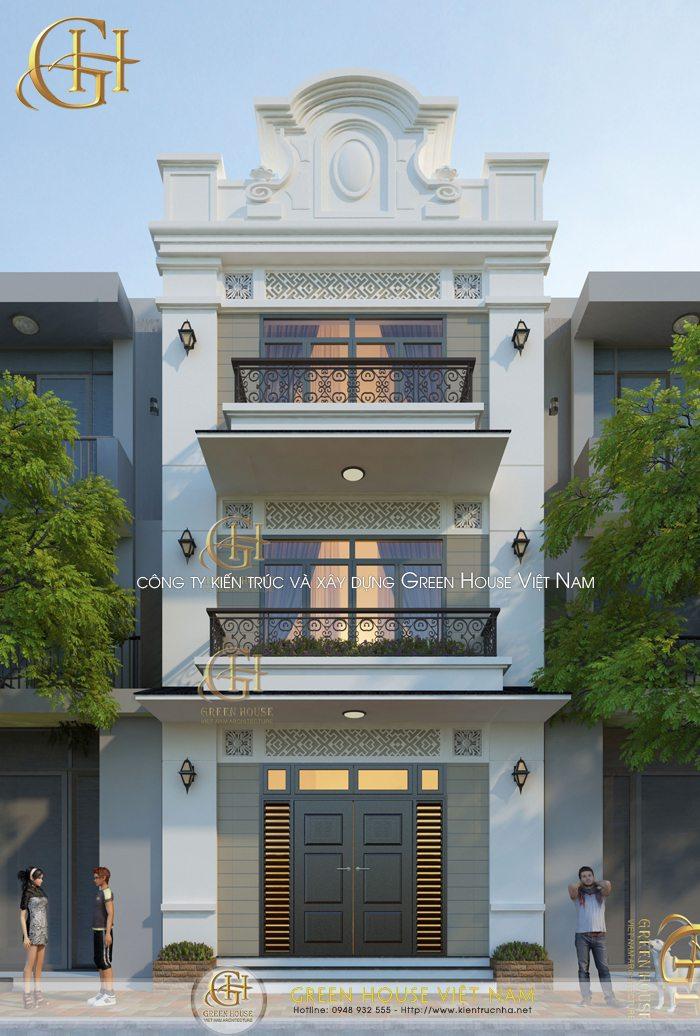 Công ty thi công xây dựng nhà dân dụng tại Hải Phòng
