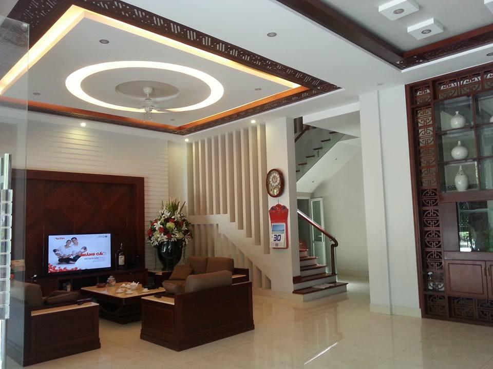 Công trình biệt thự nhà chị Hiền - TP.Bắc Giang