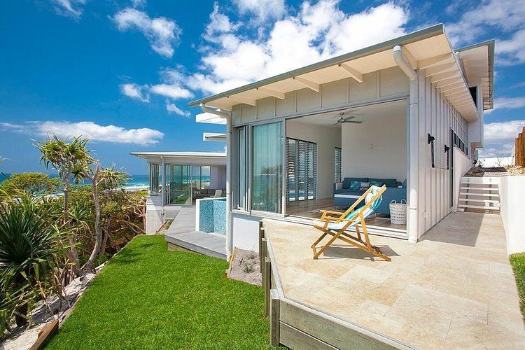 Căn nhà sang trọng ven biển tại Úc- hứa hẹn một kỳ nghỉ khó quên