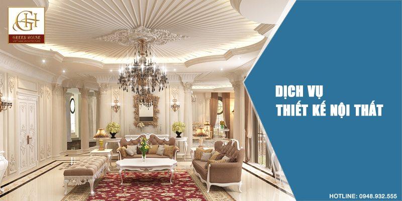 ảnh dịch vụ thiết kế nội thất