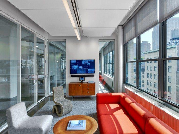 Nội thất văn phòng quảng cáo Havas - hiện đại đầy sáng tạo