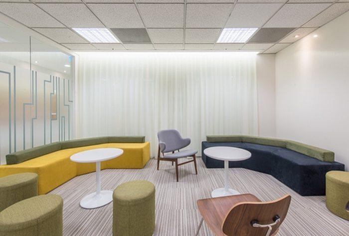 Nội thất Văn phòng Trend Micro  - sống động, thông minh