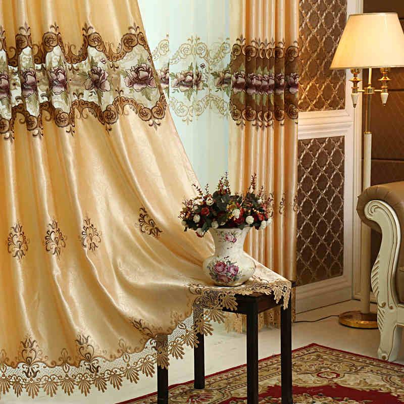 30 mẫu rèm cửa đặc sắc dành riêng cho biệt thự