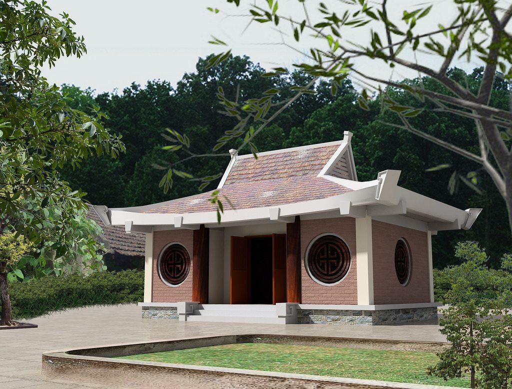 Các mẫu thiết kế nhà thờ họ độc đáo xuất sắc