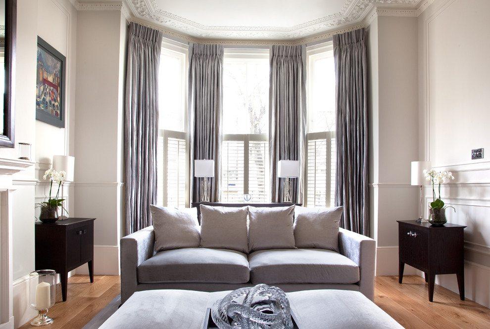 Những mẫu cửa sổ đẹp lung linh dành cho biệt thự