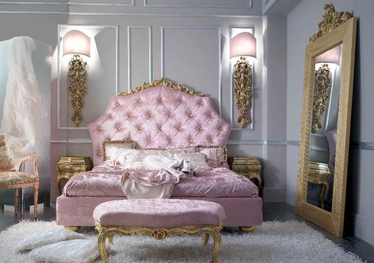 Tuyển tập 20 mẫu giường ngủ phong cách tân cổ điển đẹp nhất 2016