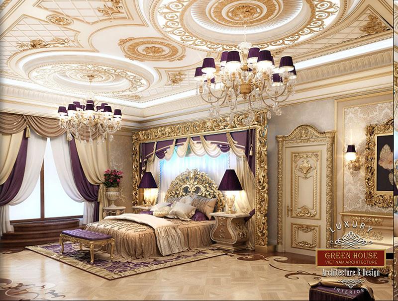 Thiết kế dinh thự: Dinh thự Linh Lan-Bắc Ninh