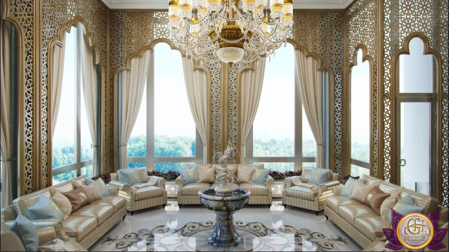 Một số gợi ý mẫu thiết kế phòng khách cổ điển sang trọng mới nhất cho năm 2017