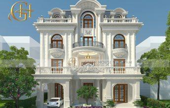 Tổng hợp mẫu thiết kế biệt thự tân cổ điển - GreenHouse Việt Nam