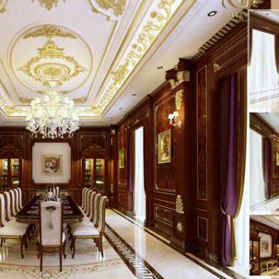 nội-thất-phòng-ăn---văn-chiến-luxury