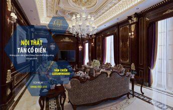 nội thất văn chiến luxury house