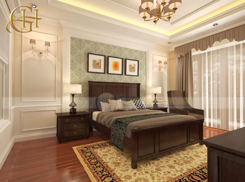 Phòng ngủ đẹp