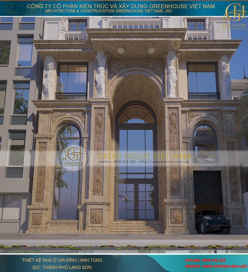Tòa Nhà Văn Phòng 7 Tầng Cho Kinh Doanh Tại Lạng Sơn