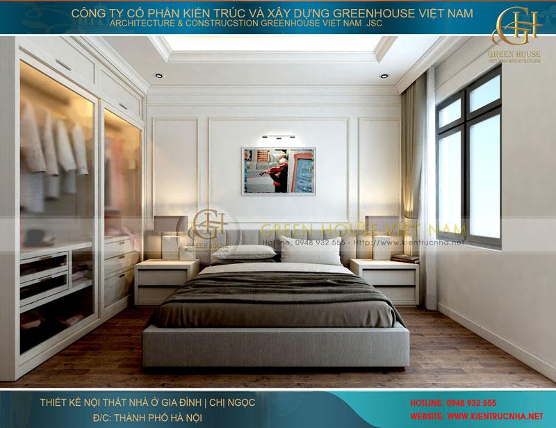 Thiết kế phòng ngủ 02