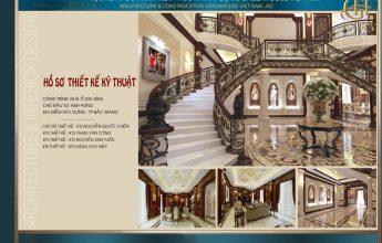 nội thất biệt thự văn chiến luxury house
