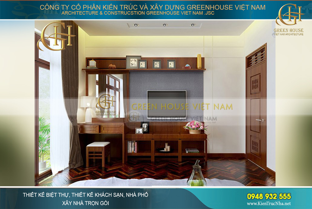 thiết kế nội thất biệt thự Á đông 4 tầng tại bắc giangthiết kế nội thất biệt thự Á đông 4 tầng tại bắc giang