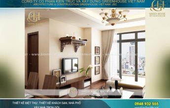 thiết kế nội thất chung cư Royal City Hà Nội