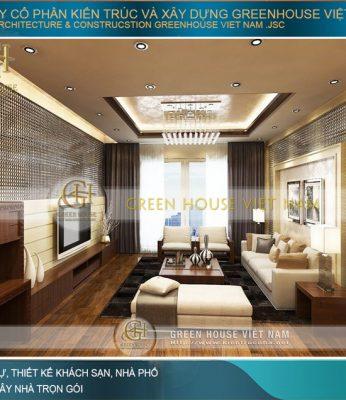 thiết kế nội thất chung cư vinhomes hà nội