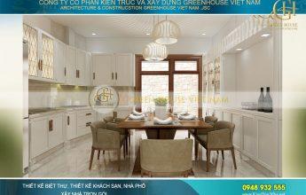 mẫu thiết kế nội thất phòng bếp hiện đại đẹp