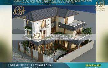 thiết kế biệt thự tại Phổ Yên New City