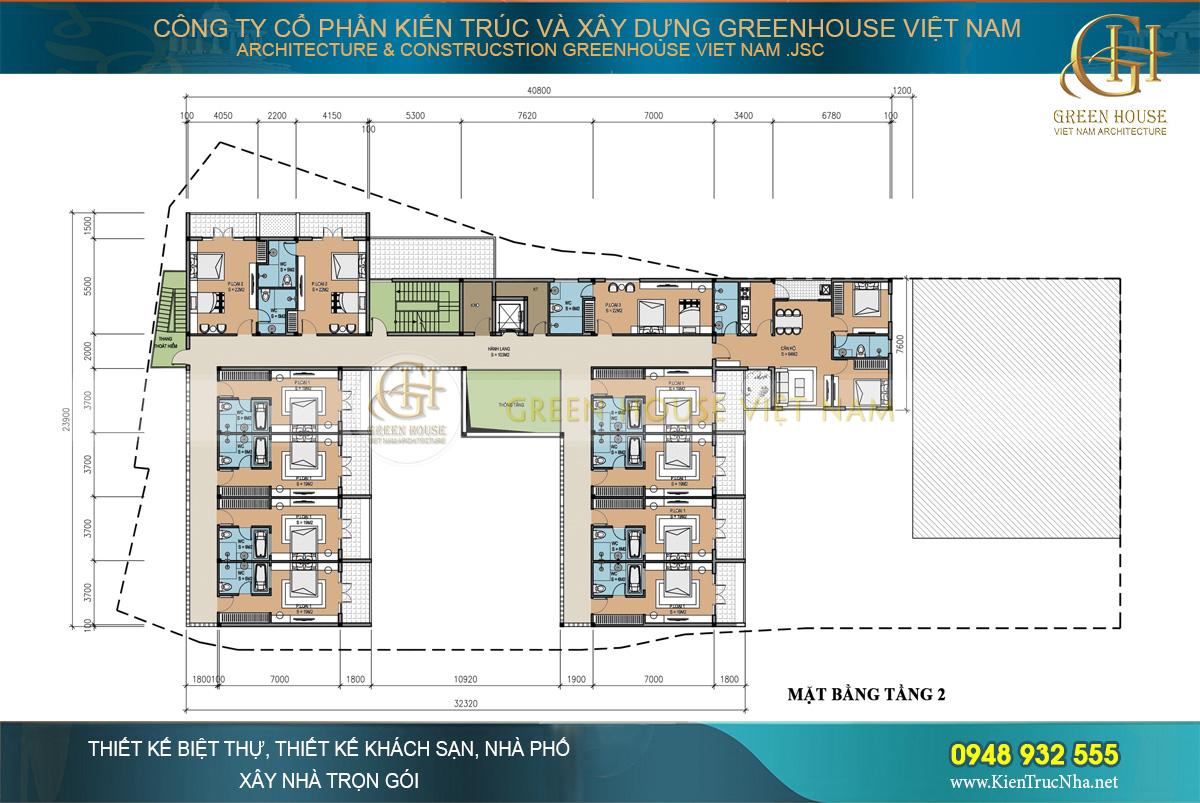 thiết kế khách sạn hiện đại 5 tầng đà lạtthiết kế khách sạn hiện đại 5 tầng đà lạt
