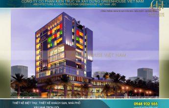 thiết kế thi công trọn gói khách sạn