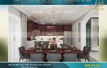 thiết kế nội thất bếp đẹp hợp phong thủythiết kế nội thất bếp đẹp hợp phong thủy