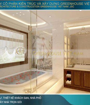 thiết kế phòng wc đẹp