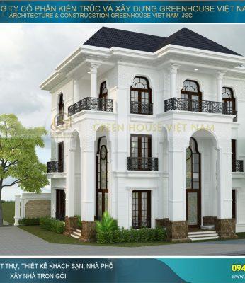 thiết kế biệt thự vinhomes riverside