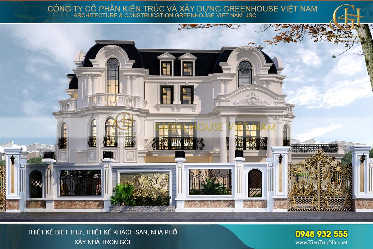 Các vật liệu xây dựng cao cấp hoàn toàn trợ giúp cho việc nâng cao giá trị công trình