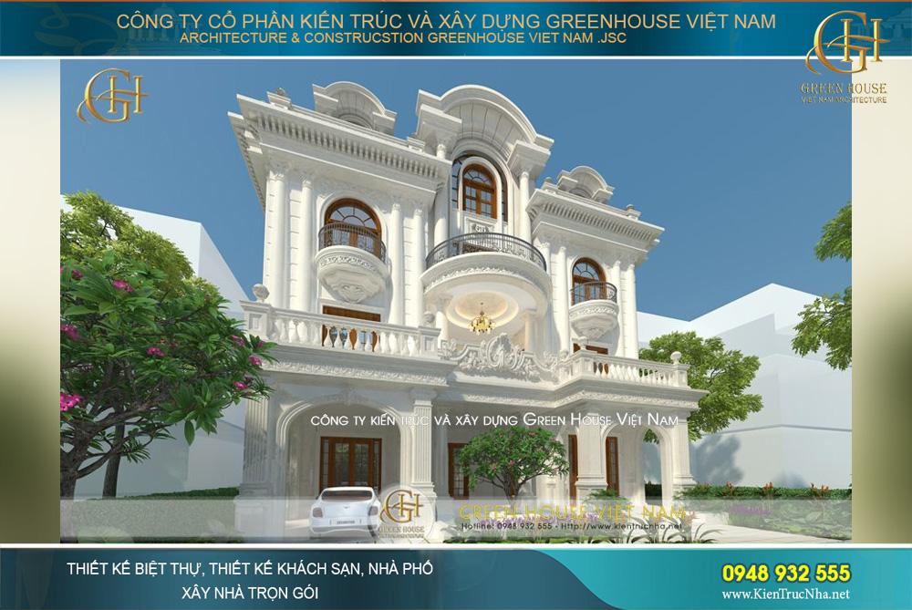 Mỗi tầng kiến trúc lại thể hiện vẻ đẹp hoàn mỹ riêng biệt nhưng vẫn có sự dung hòa của tổng thể