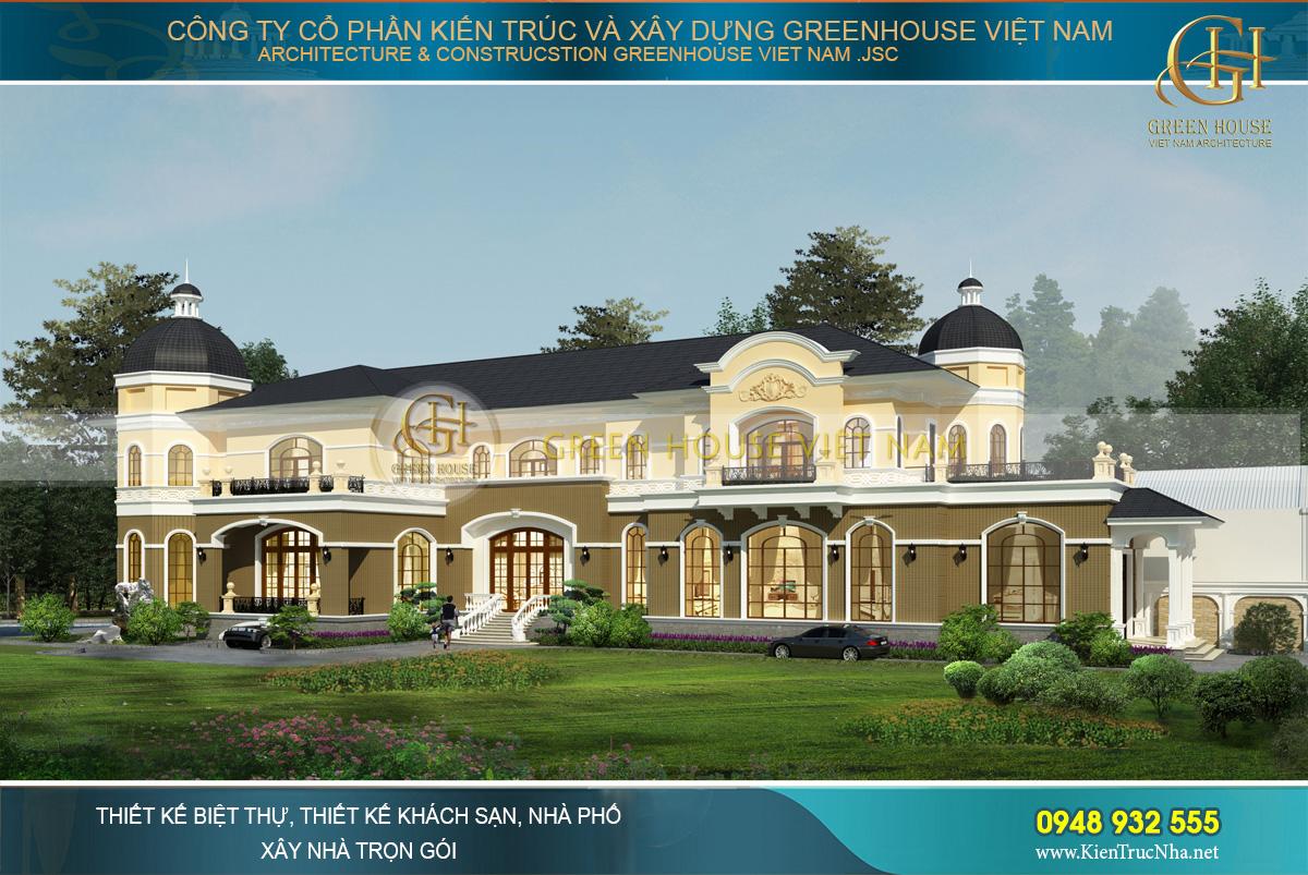 Thiết kế nhà tại miền Nam