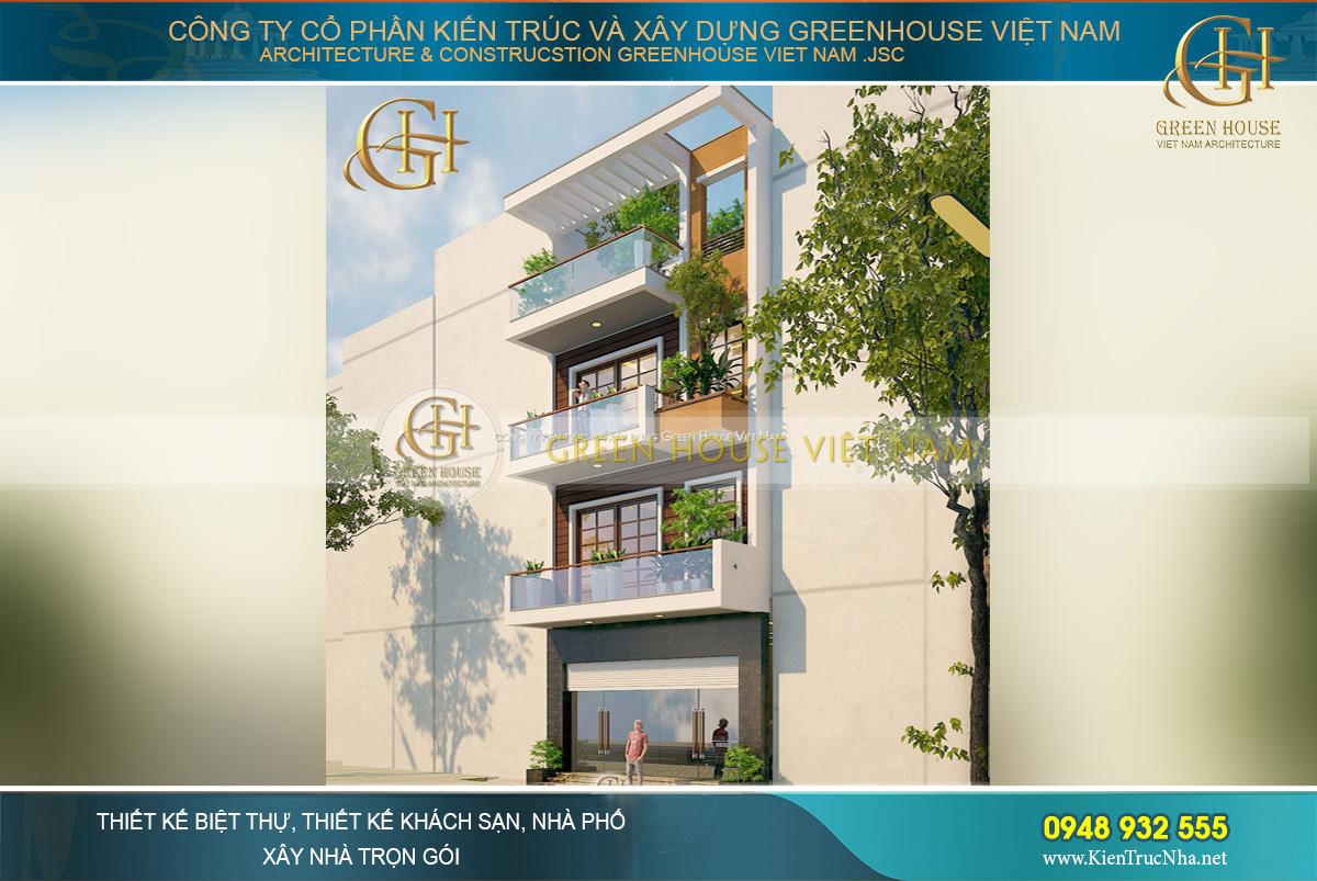 Đơn giản, thời thượng và tinh tế là những gì mà các KTS Green House Việt Nam thổi hồn cho ngôi nhà của khách hàng
