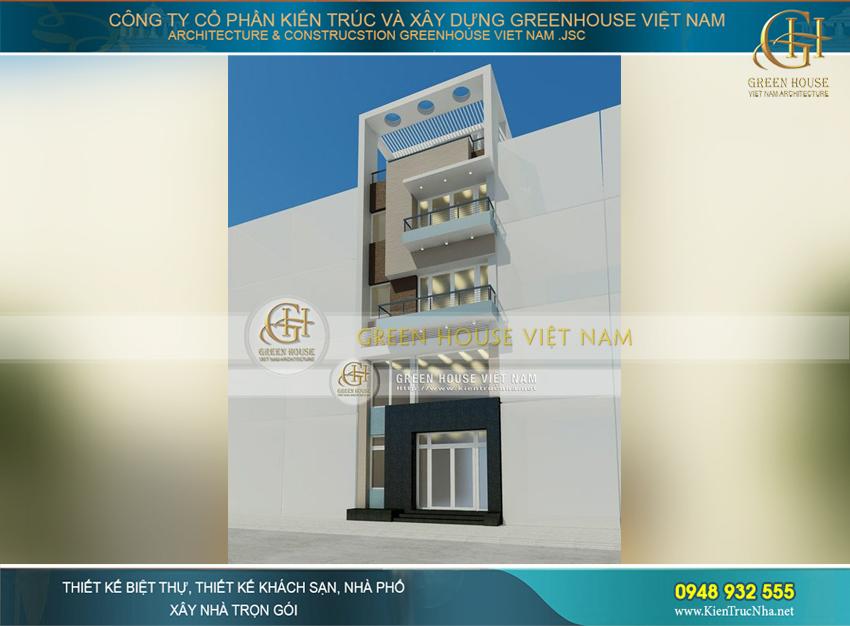 Green House Việt Nam đã lựa chọn những vật liệu xây dựng chất lượng cao để kiến tạo nên ngôi nhà