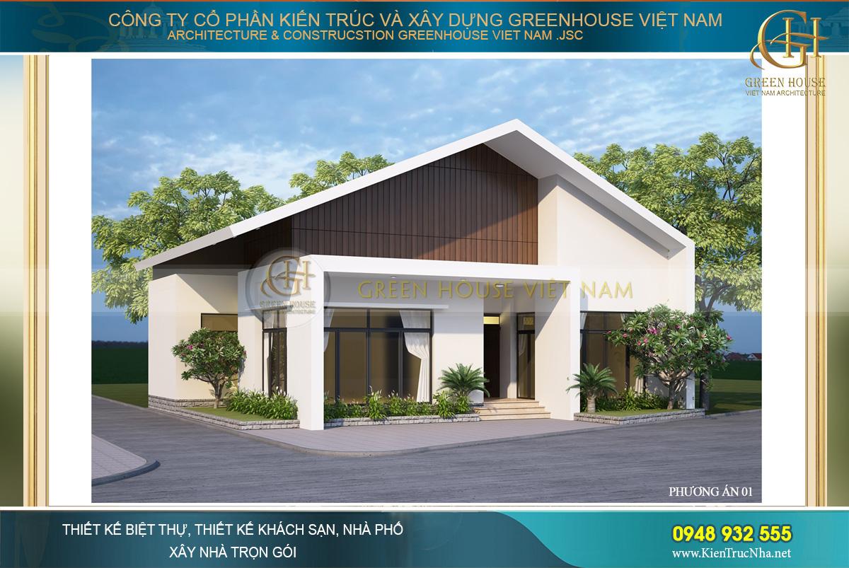 Dự án thiết kế biệt thự hiện đại với sự khỏe khoắn, trẻ trung cùng vẻ đẹp thời thượng