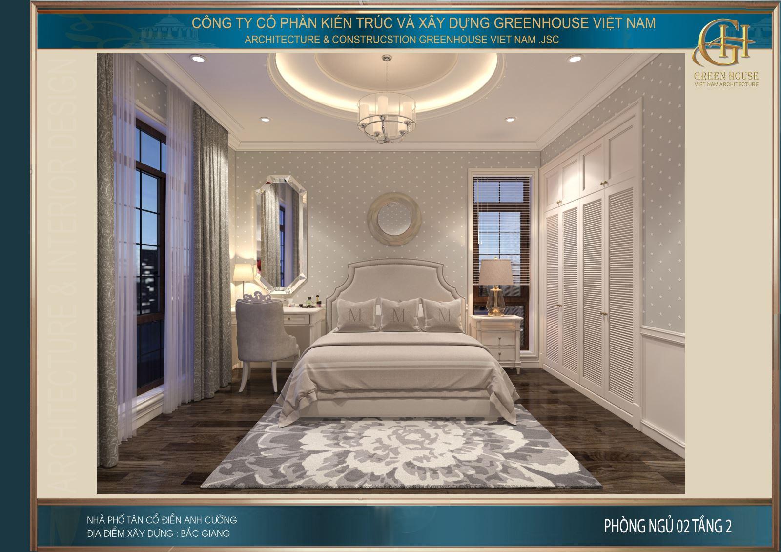 Lưu ý khi thiết kế hướng cửa phòng ngủ theo phong thủy