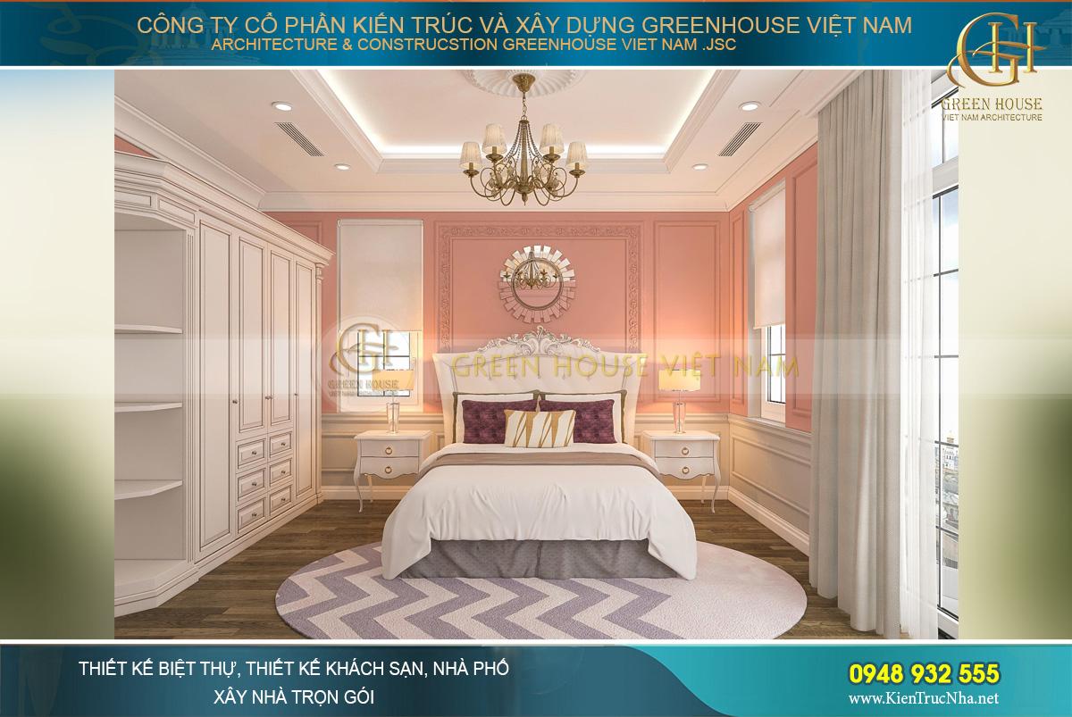 Cách bố trí nội thất phòng ngủ phù hợp