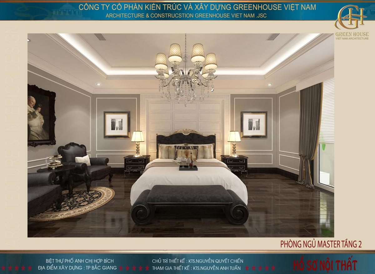 Cách lựa chọn màu sắc hợp với phòng ngủ