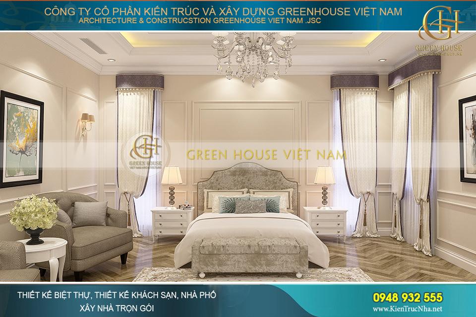 Green House Việt Nam gọi ý cách chọn màu sắc phòng ngủ theo mệnh