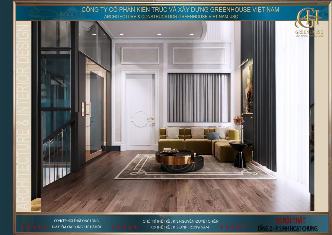 Lựa chọn bộ sofa màu sắc hơn đem đến không gian tươi mới cho gia đình